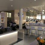 Finn Air Lounge Corner