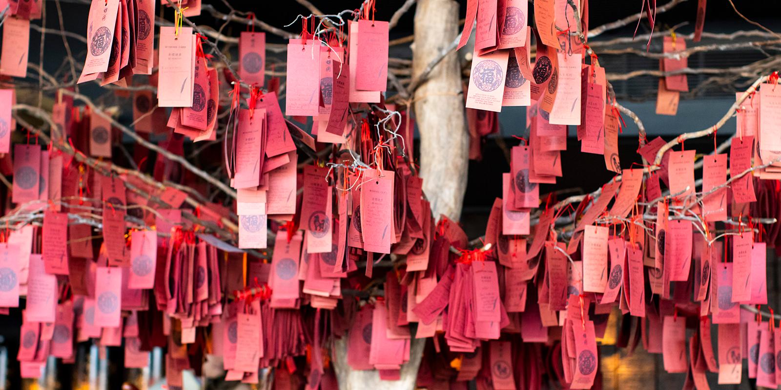Chinese New Year 2019 at Hutong The Shard