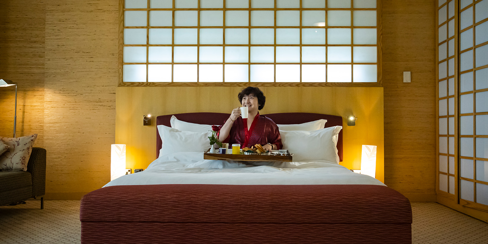 Decorative Suites for Elite Travellers