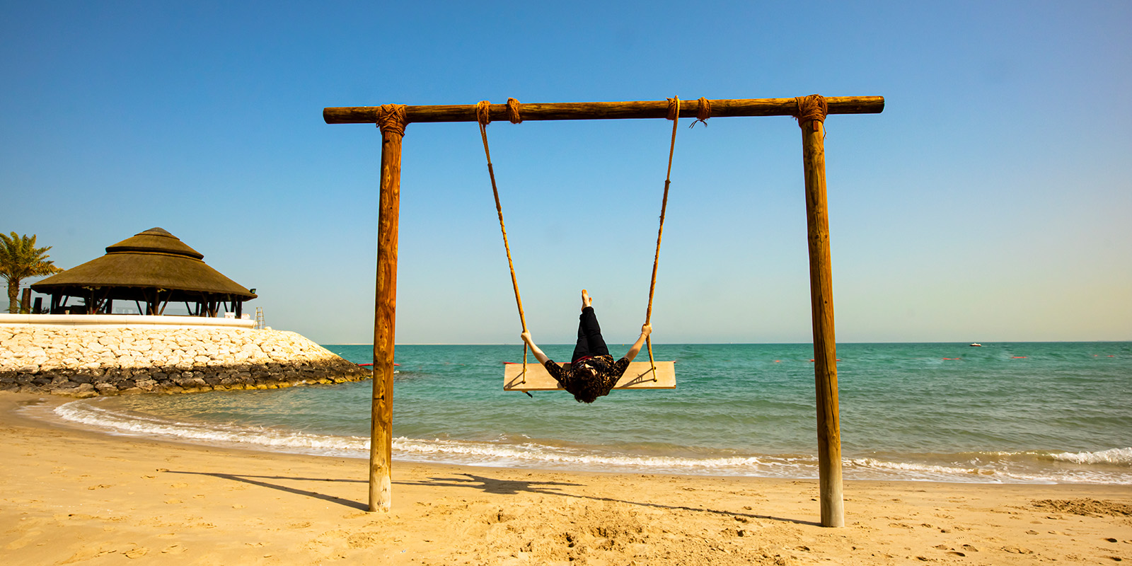 Beachfront Five Star Hotel in Corniche Doha