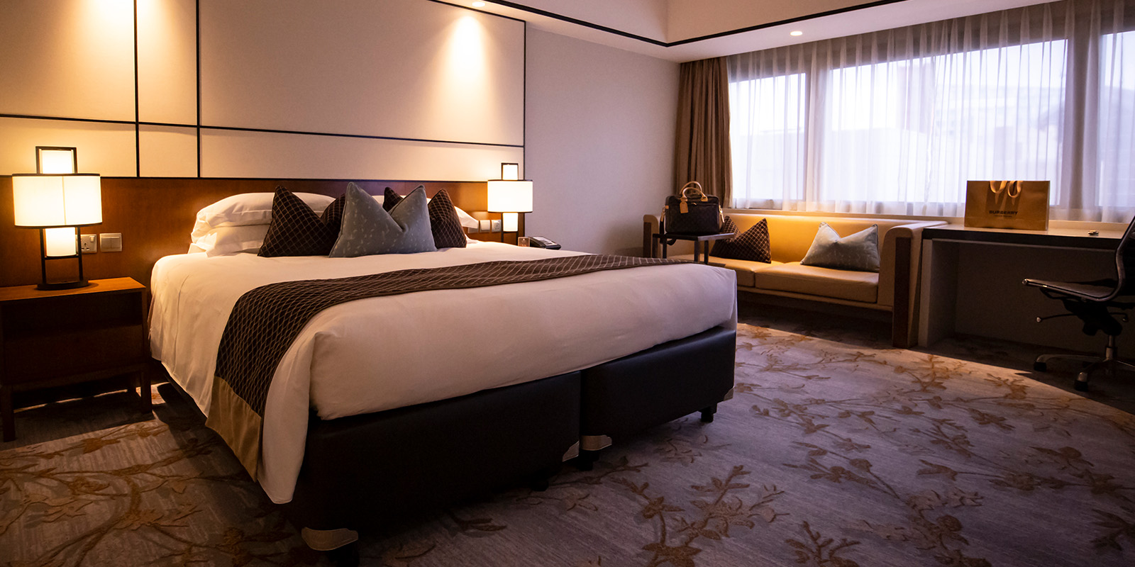 World Class Asian Hospitality in The Heart of Orchard, Singapore