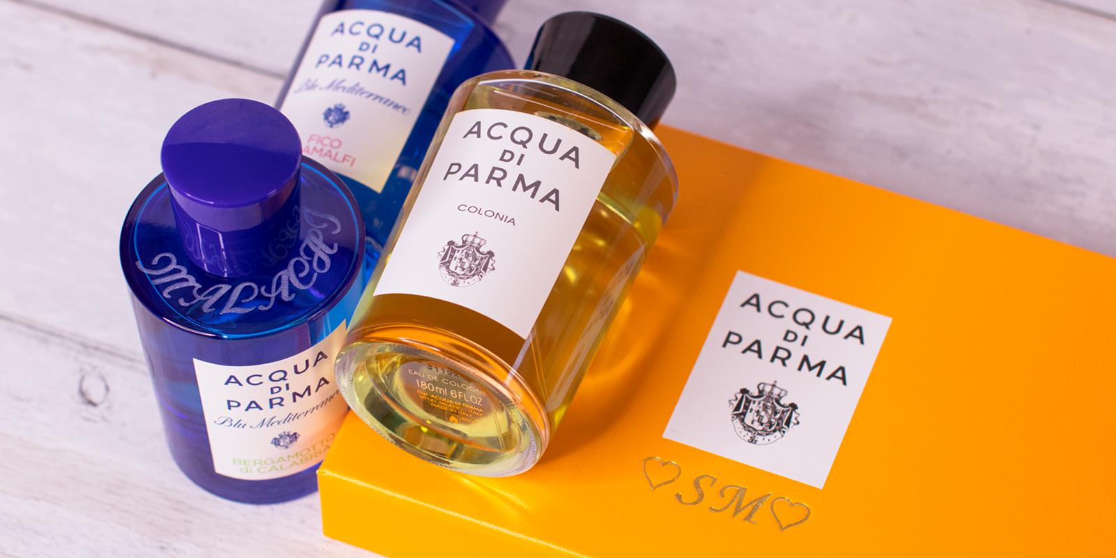 Acqua di Parma for Summer