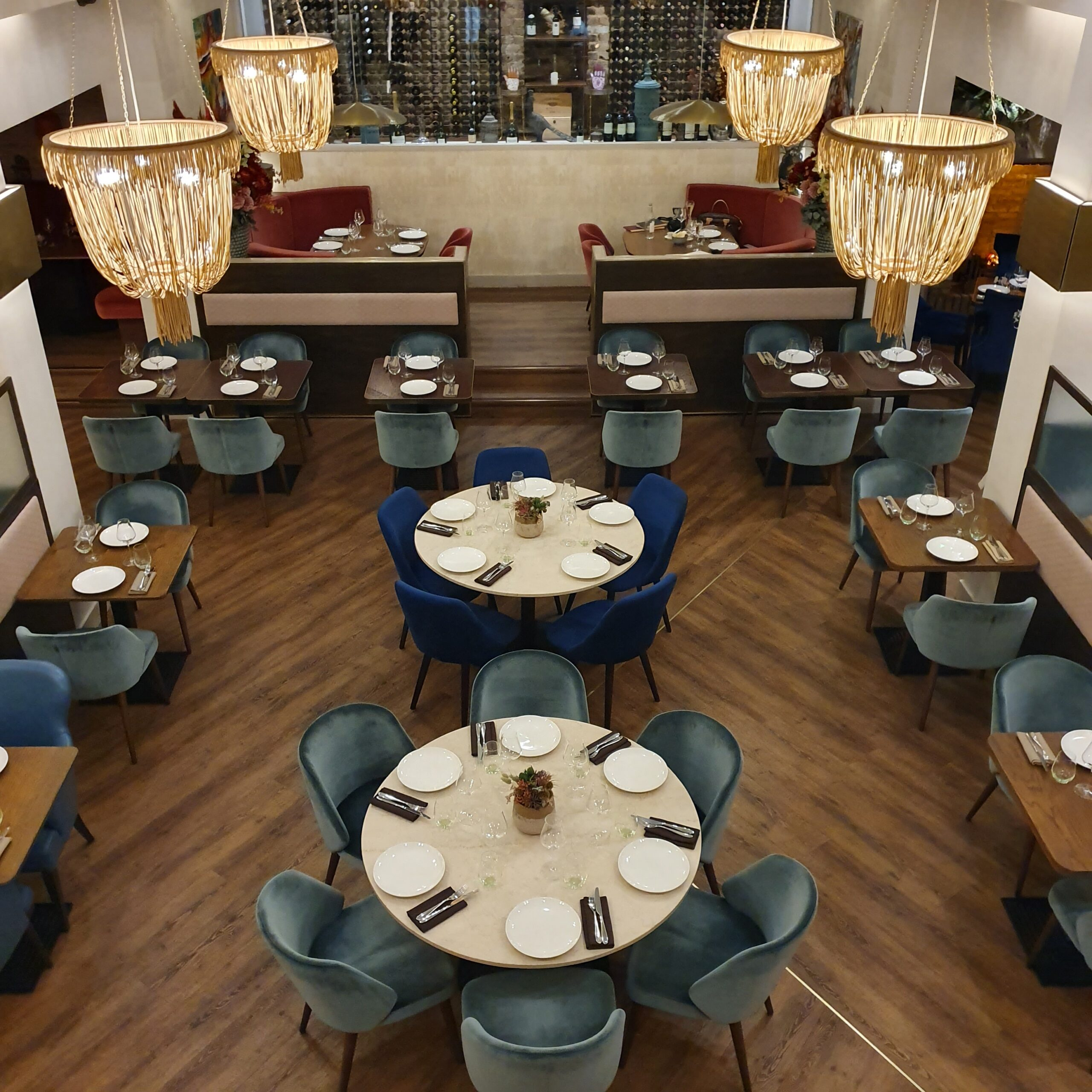 Indian Fine Dining in Chelsea