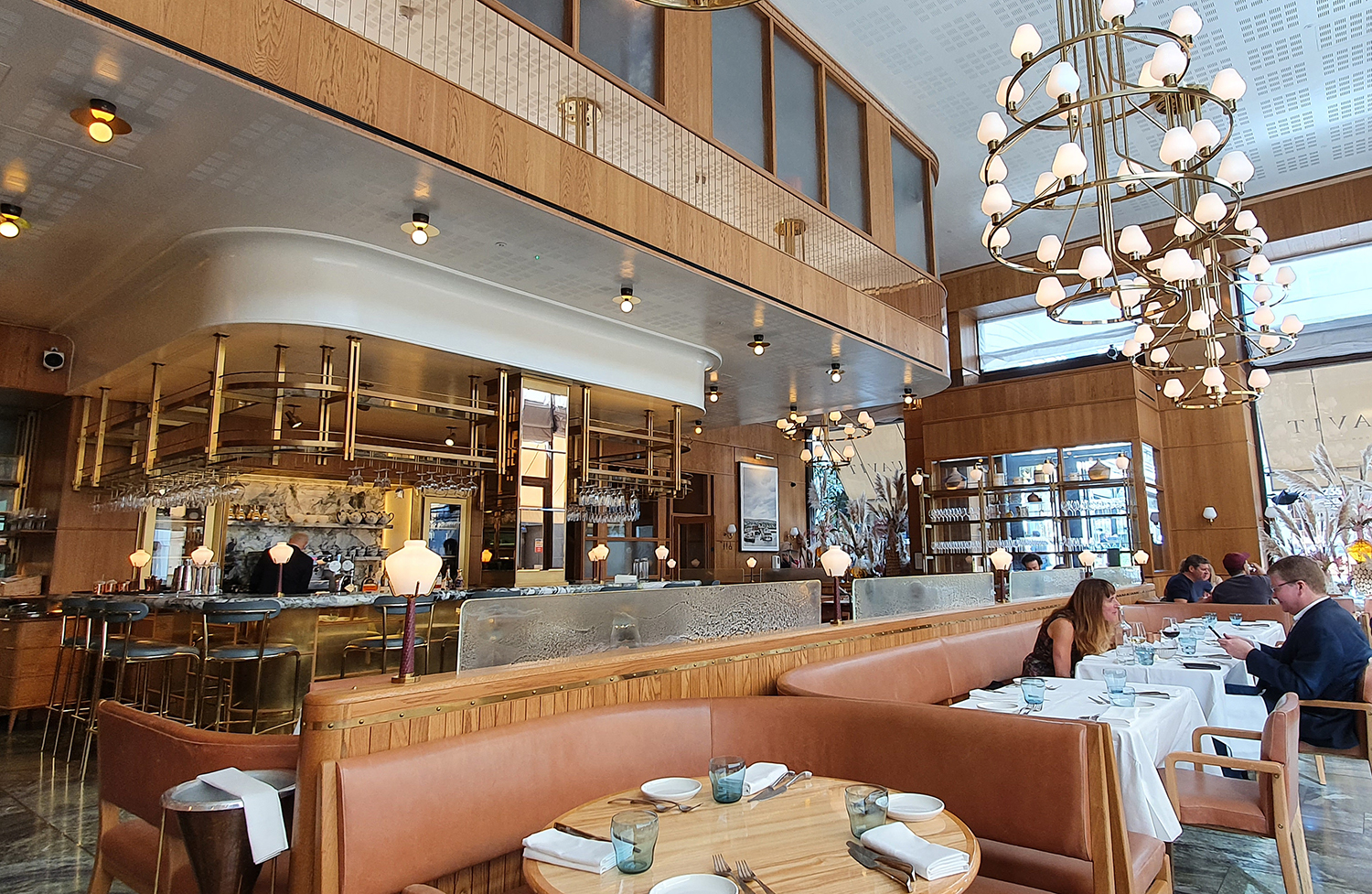 Luxurious Michelin-Starred Nordic Brunch