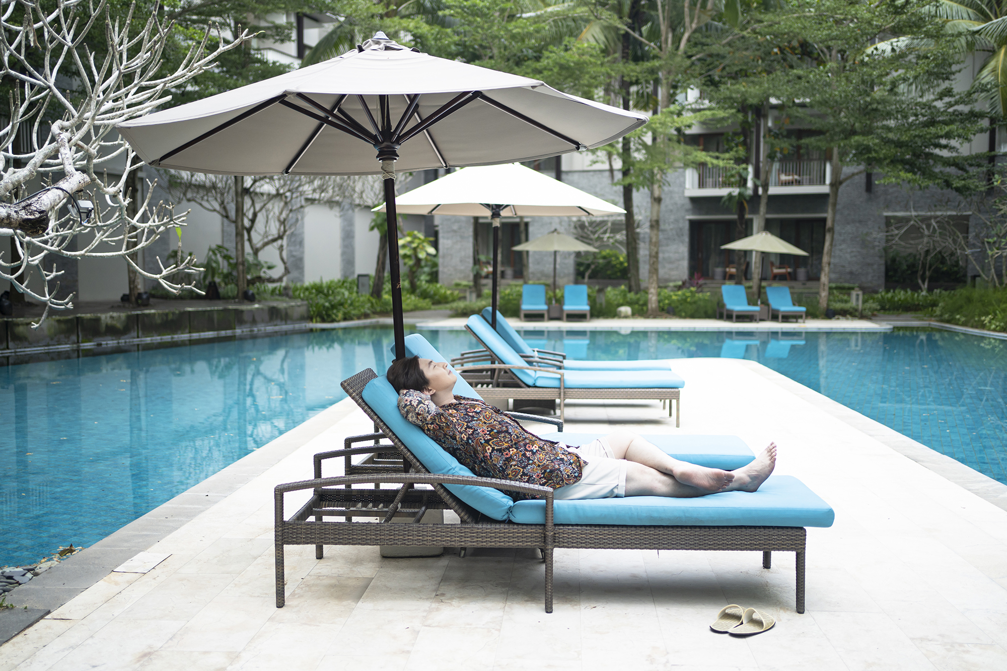 Luxury Getaway at Courtyard Bali Nusa Dua Resort