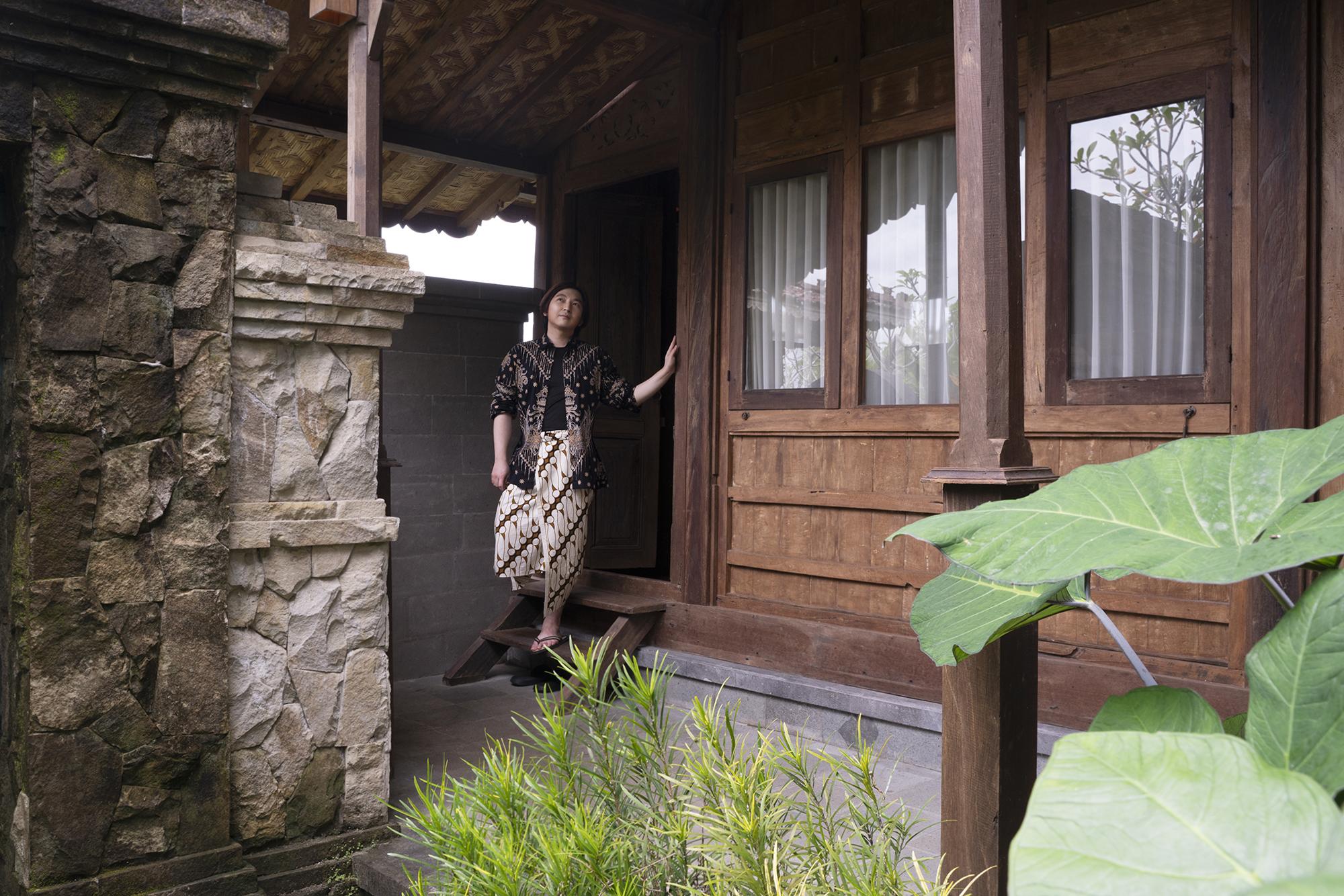 Enriching Village Experience at Pramana Watu Kurung