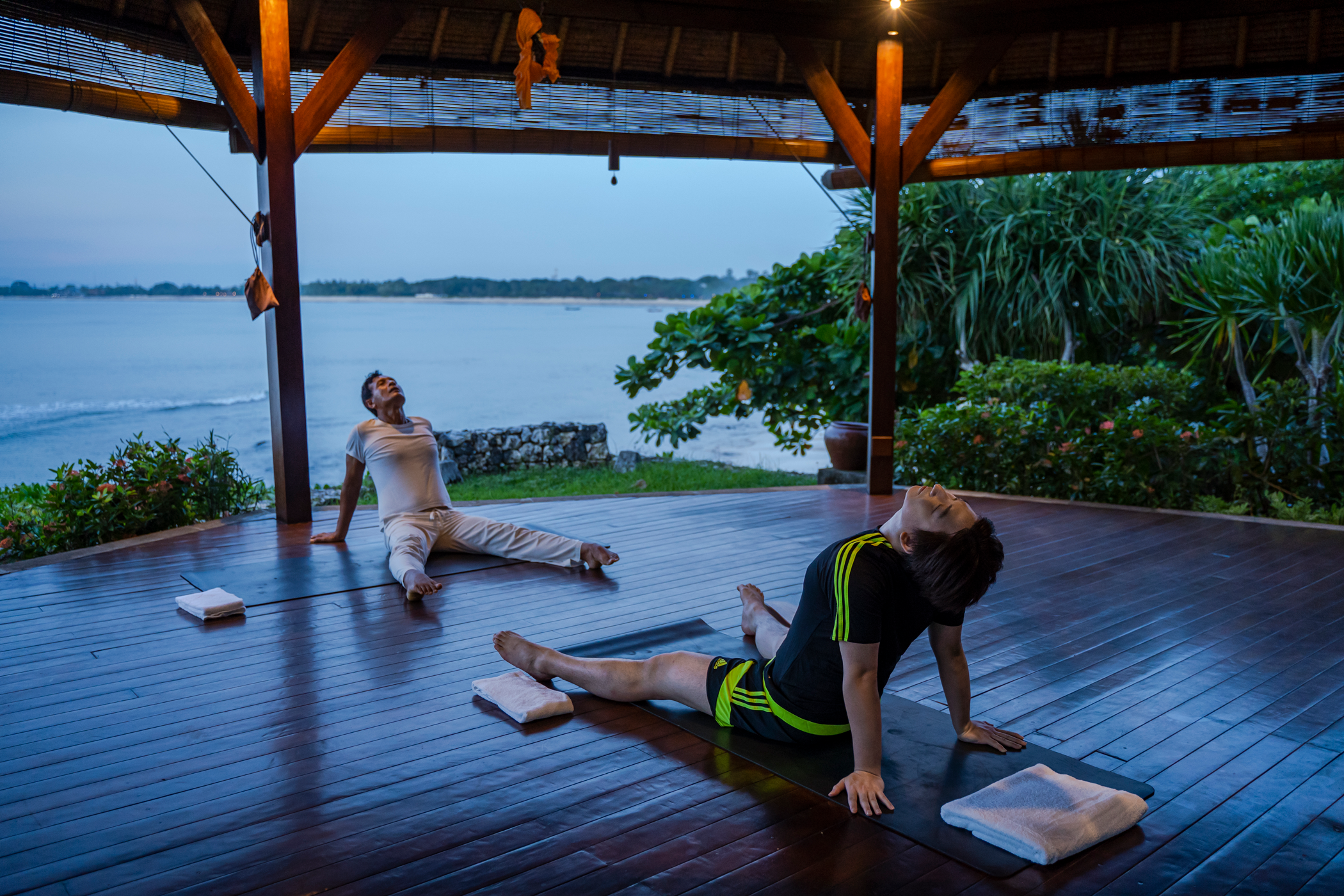 World WellBeing Week: How Yoga, Spa and Meditation Helps My WellBeing